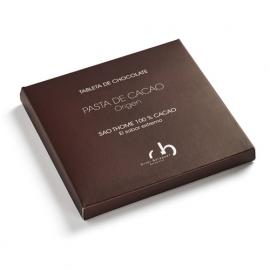 Tableta Pasta de Cacao