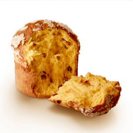 Panettone Gianduja Marrons Glaces -500 gr.