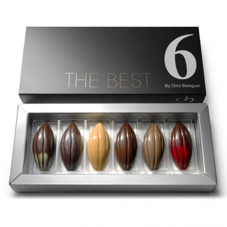 Colección The Best 6