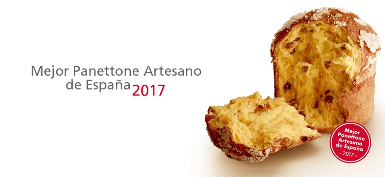 Mejor Panettone Artesano de España 2017